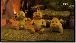 les enfants de Shrek