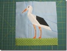 Stork by Jan