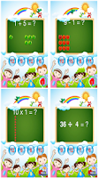 Screenshot of Kids Numbers and Maths Free