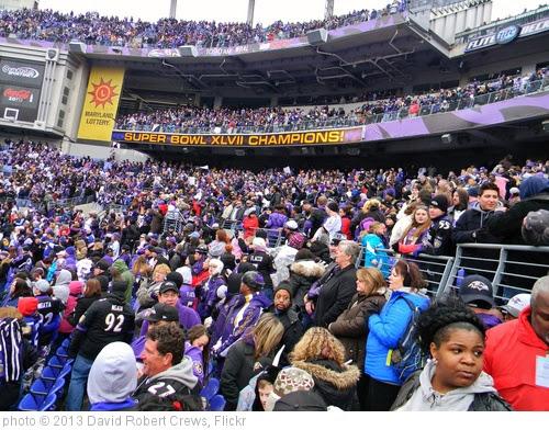 'Ravens Super Bowl XLVII Victory Celebration DSCN5264' photo (c) 2013, David Robert Crews - license: http://creativecommons.org/licenses/by-sa/2.0/
