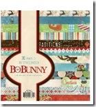 Bo Bunny Blitzen 6x6 Pad