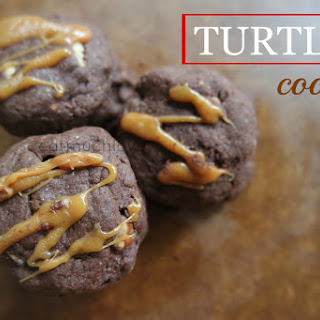 caramel pecan turtle cookies allrecipes flour salt milk caramels cream ...