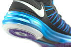 nike lunar hyperdunk 2012 black blue 52 web white Nike Lunar Hyperdunk+ Sport Pack Packaging Contents