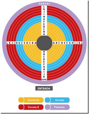 palaenquesanmarcos 2013 mapa de localidades disponibles de boletos en taquilla
