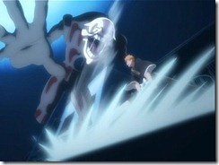 Bleach1 Ichigo Fights the Hollow