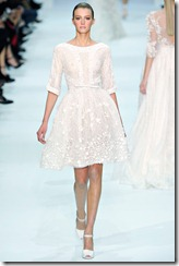 Elie Saab Haute Couture Spring 2012 Collection 4