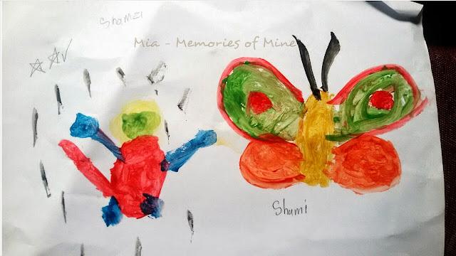 Kenali karakter anak melalui lukisan?