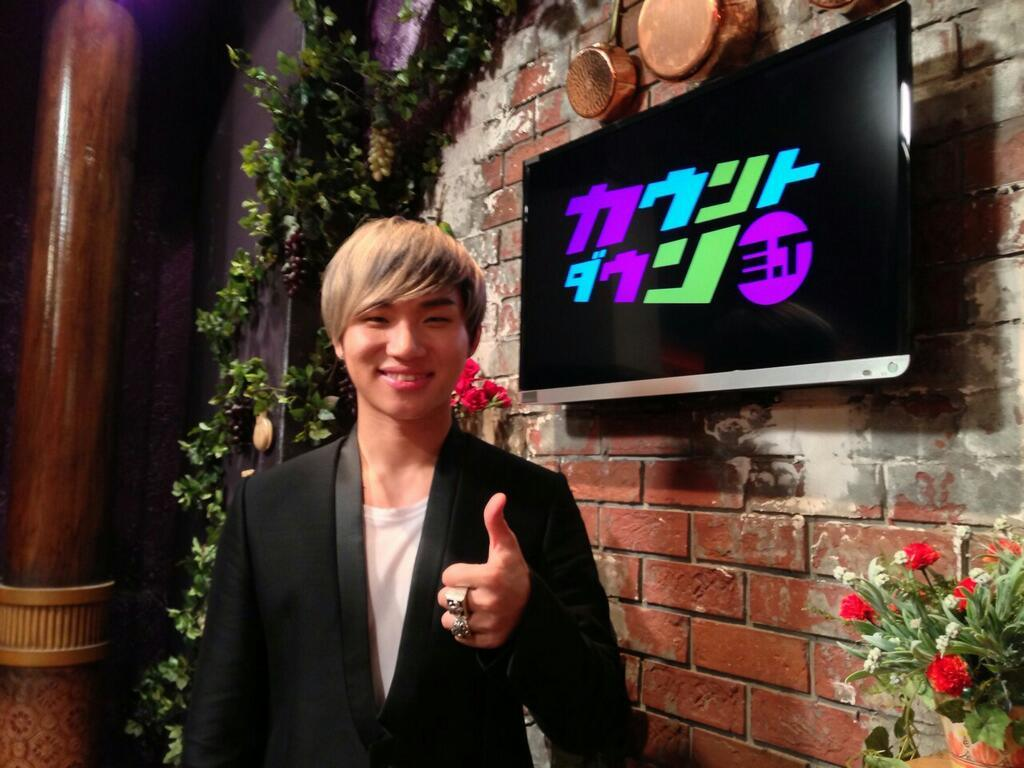 Dae Sung - Music On! TV Countdown ET - 03aug2013 - 01.jpg
