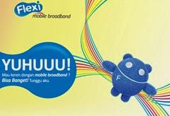 Telkomflexi Paket Internet Unlimited Flexi MobileBroadband