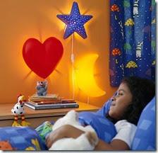 Lampade per bambini
