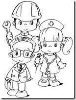 ´dia del trabajo para niños (4)