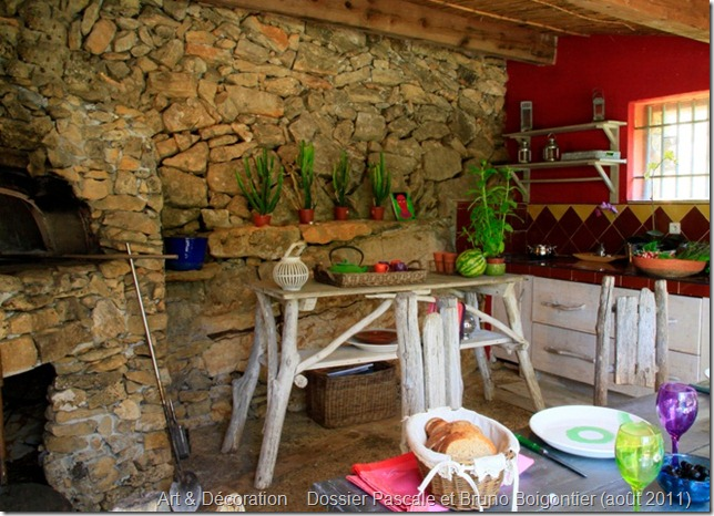 when i lived in france i discovered a tradition that i found intriguing and almost exotic and yet at the same time very practicalthe summer kitchen - Kitchen In French