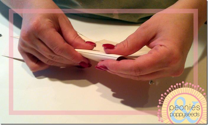 step 6 - fold straight lines