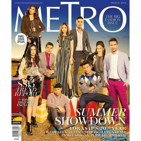 ASAP 20 for Metro March 2015 2