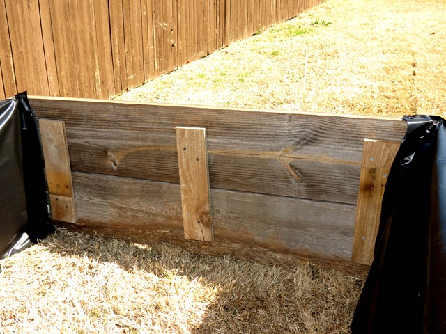 building raised garden box style with cents3