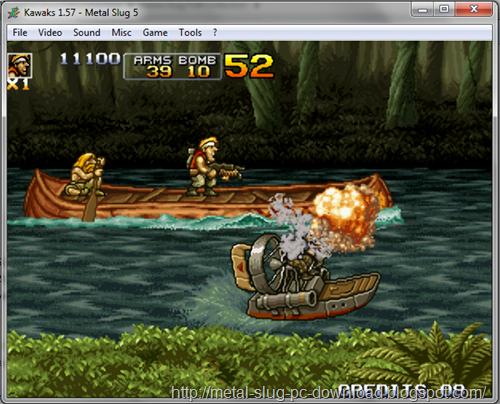 Metal Slug 4 - Free online games at