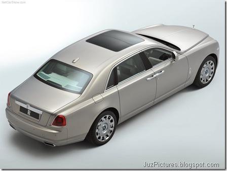 Rolls-Royce Ghost Extended Wheelbase3