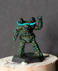 Battletech ProtoMech  Clan Jade Falcon - Minotaur
