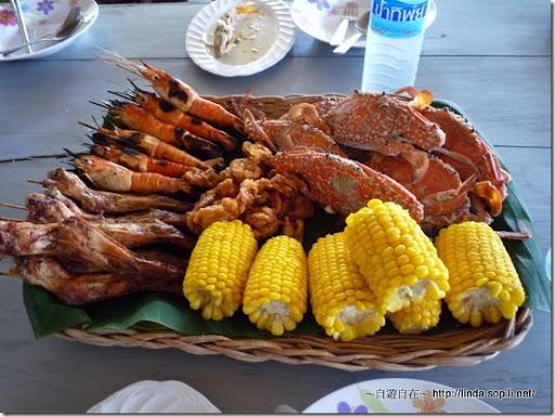 泰國芭達雅‧月光島BBQ