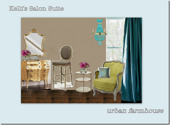 Stylist Suite Makeover