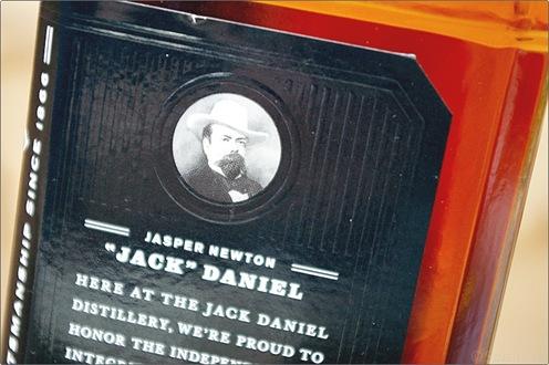 Jack Daniel's nya kläder 3