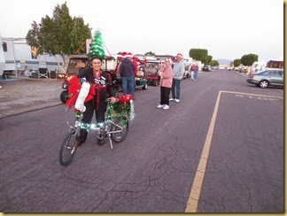 2013-12-20 - Az, Yuma - Cactus Gardens Christmas Golf Cart Parade -006