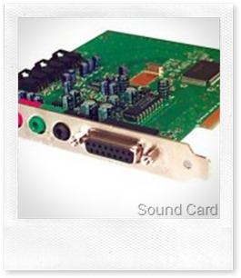 Gambar Soundcard