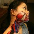 Halloween anatómicamente correcto