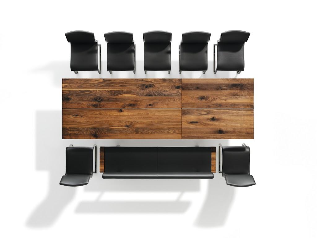 nox uittrekbare tafel noordkaap meubelen. Black Bedroom Furniture Sets. Home Design Ideas