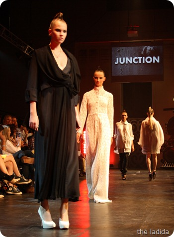 Pajaree Thirawattanawong - Raffles Graduate Fashion Show 2012 - Junction (43)
