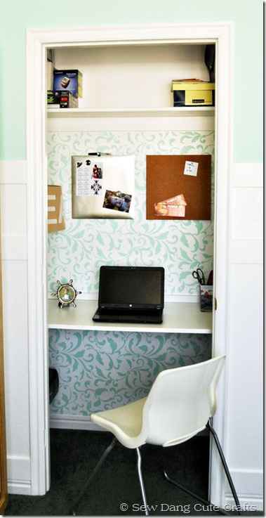 Finished-office-closet