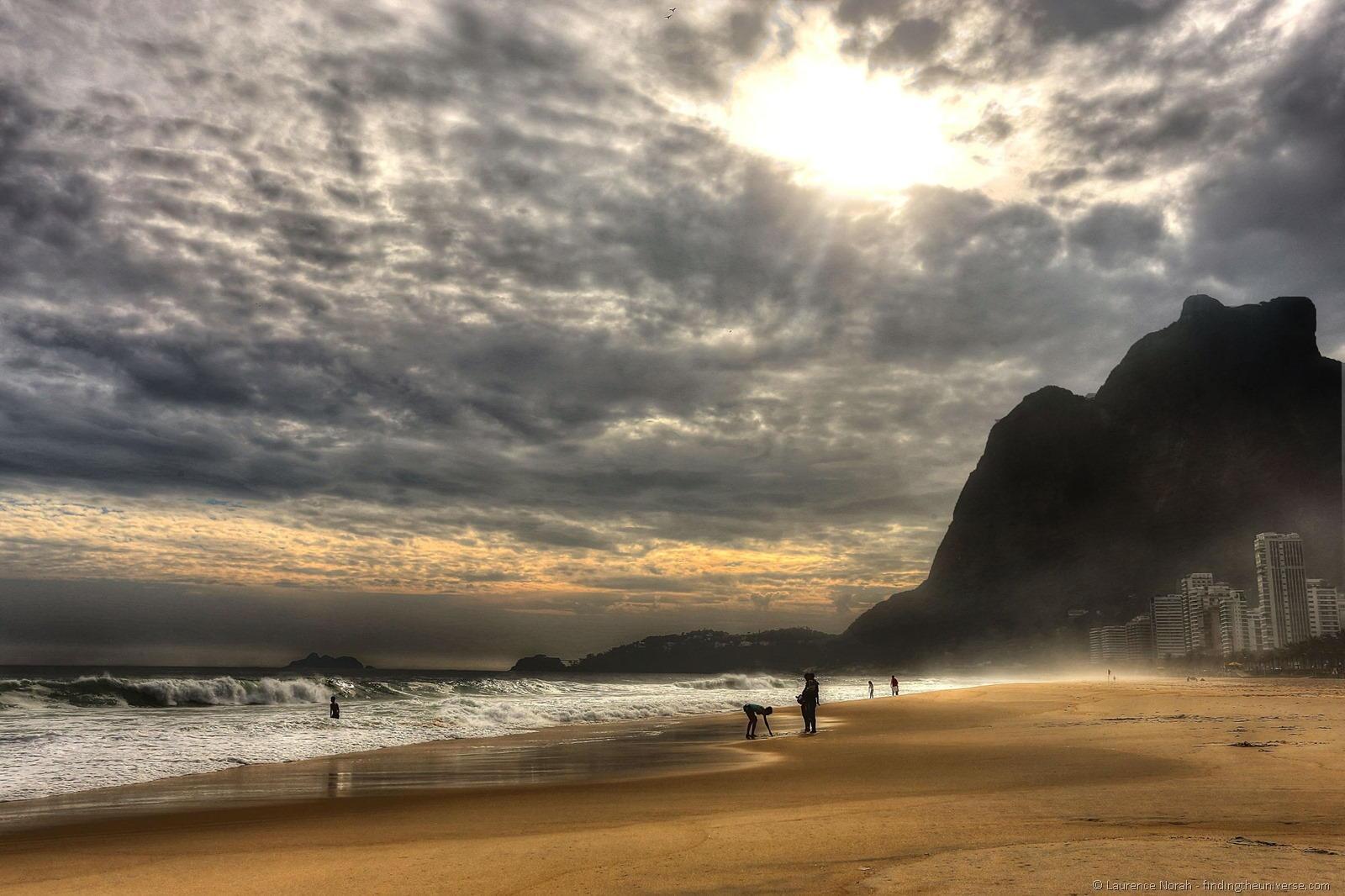 Spiaggia CONRADO Rio Brasile Sao 2 scalata