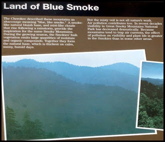 11e - Newfound Gap Stop - Land of Blue Smoke