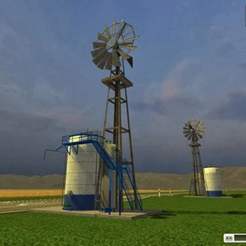 Farming simulator 2013 - Water Station v 1.0