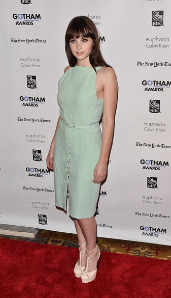 felicity_jones_mint_green_dres