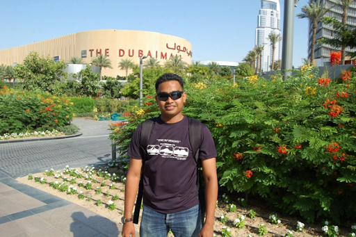 Me At Dubai
