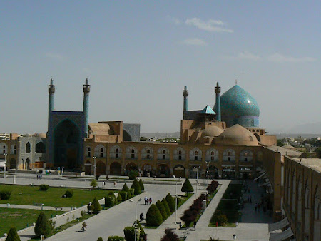 Imam square: Imam Mosque