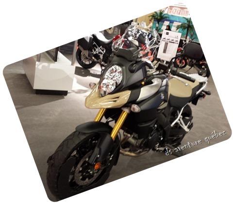 DS Aventure Quebec Suzuki V_Strom 1000 2014 2