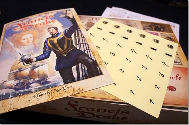 法蘭西斯公爵開箱