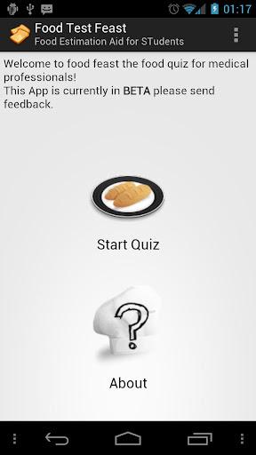 Food Test Feast