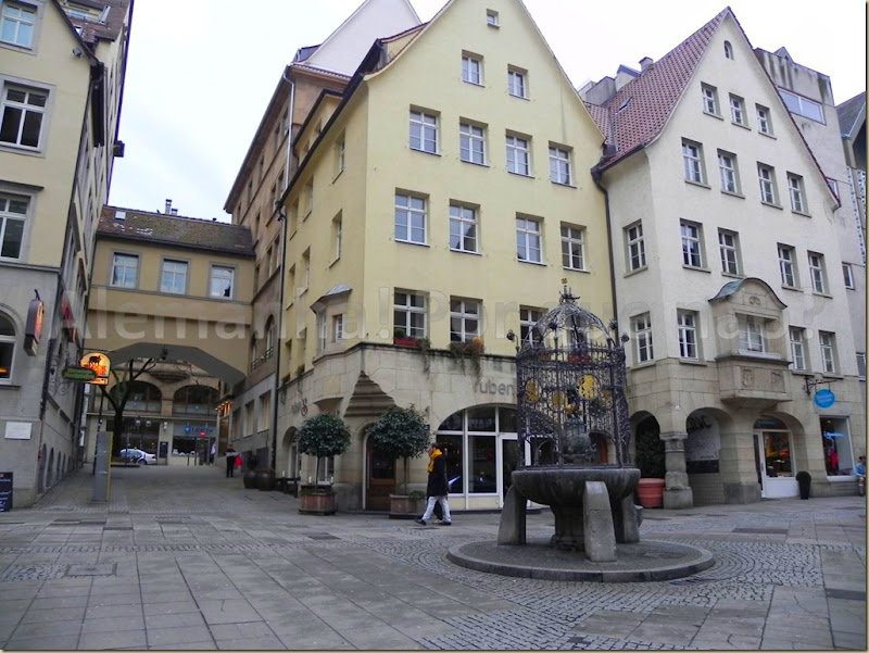 A Geißstraße Stuttgart