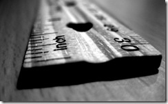 Make your measurements meaningful