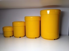 Andre Morin nesting containers