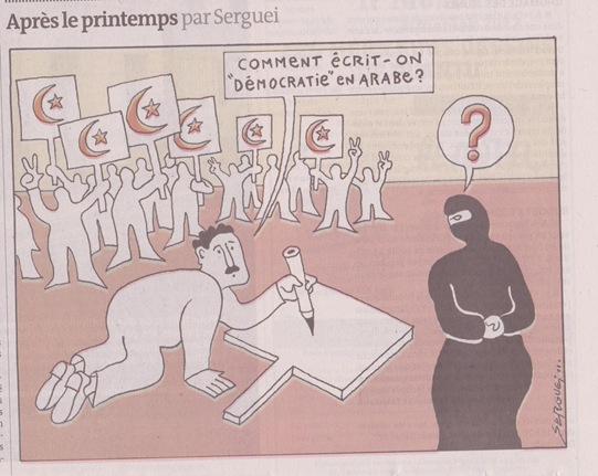 lo problèma musulman al Magreb