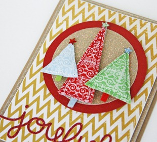 Gretchen McElveen_Joyful card_close up