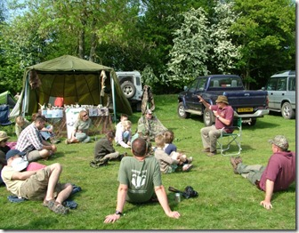 Bushcraft Mag Show May 2011