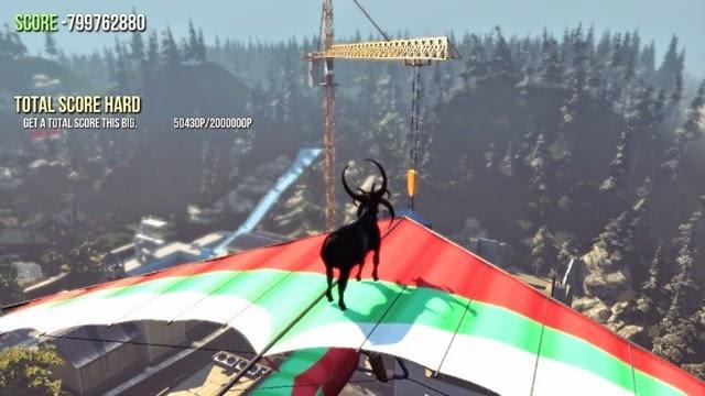 Goat Simulator 02