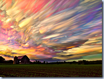 Time-lapse Sunsets