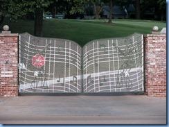 8107 Graceland gates - Memphis, Tennessee