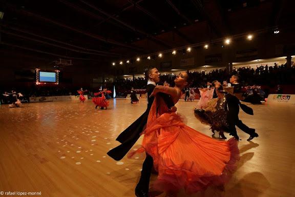 XIV Spanish Open Salou 2012, competicio internacional de ball esportiu.Salou, Tarragones, Tarragona